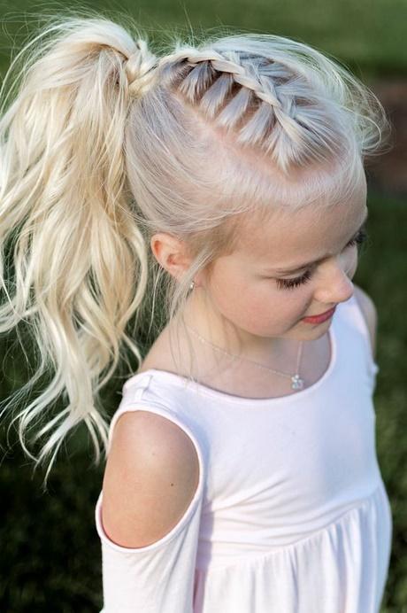 Fryzury Dla Dzieci 2018