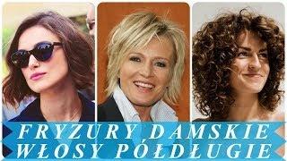 Fryzury Modne 2018 Damskie