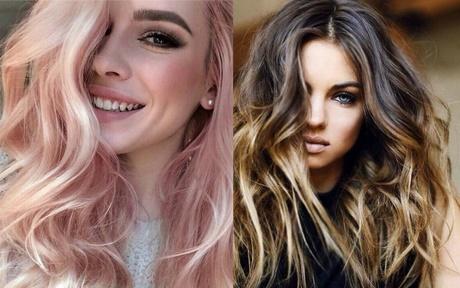 Jakie Kolory Włosów Są Modne 2018