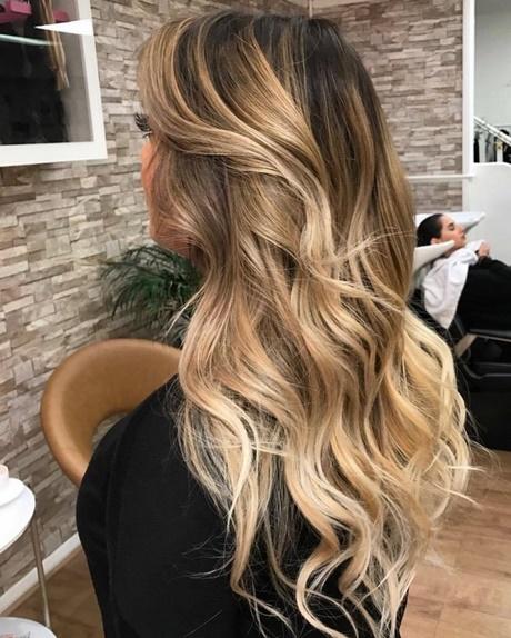 Jakie Są Modne Kolory Włosów 2018