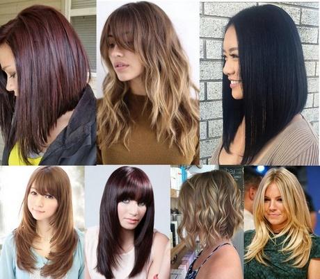 Najmodniejsze Farbowanie Włosów 2018
