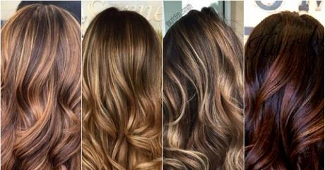 Najmodniejsze Fryzury I Kolory Włosów 2018