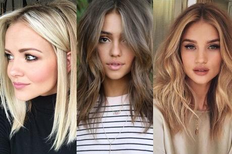 Włosy Fryzury 2018