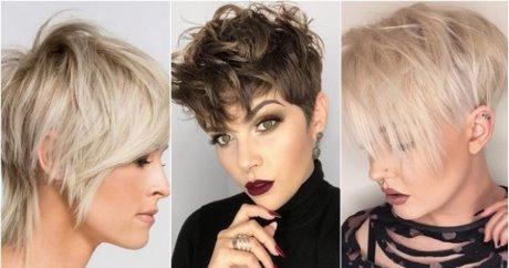 Fryzury Kręcone Włosy 2019