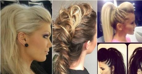 Fryzury Sylwestrowe 2019 Długie Włosy