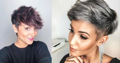 Kolory Krótkich Włosów 2019