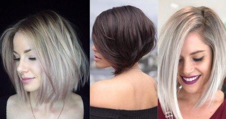 Włosy Półdługie Z Grzywką 2019