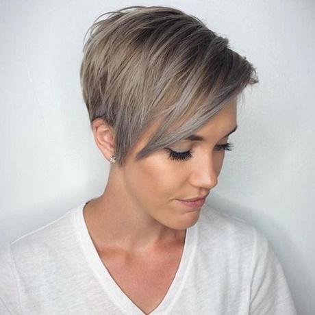 Fryzury Włosy średnie 2018