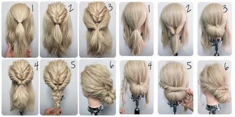 łatwe Fryzury Krok Po Kroku Krótkie Włosy
