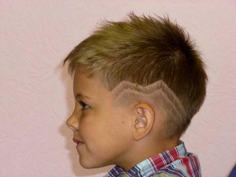 Fryzury Dla Chłopców Wzorki