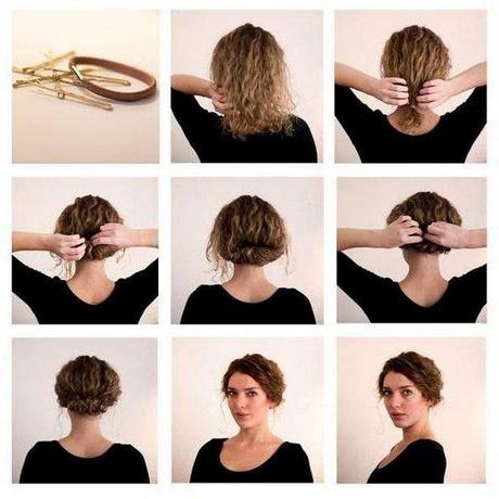 Fryzury Dla średnich Włosów Krok Po Kroku