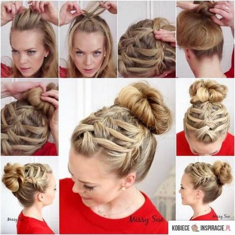 Fryzury Długie Włosy Upięcia Krok Po Kroku