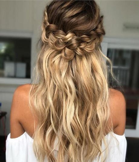 Fryzury Włosy Długie Na Wesele