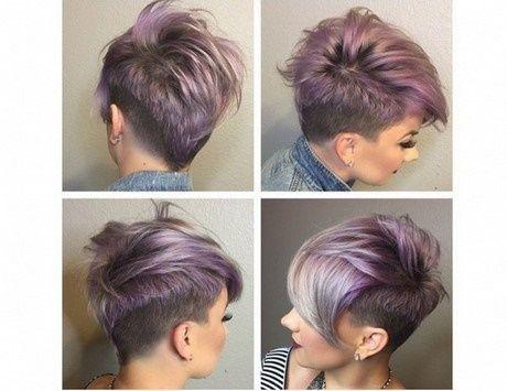 Krótkie Damskie Włosy
