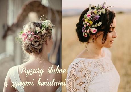Kwiaty Do Fryzury ślubnej