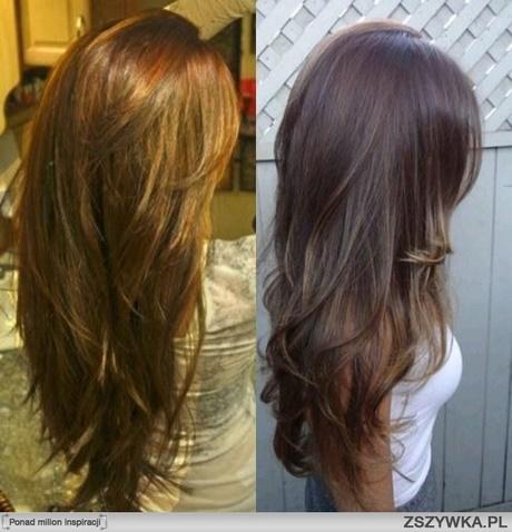 Cieniowane Włosy Zdjęcia