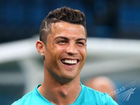 777b09c2e Cristiano Ronaldo blondynem! Galeria. Nowa fryzura ...