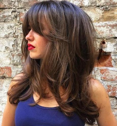 Długie Włosy Cieniowane Fryzury