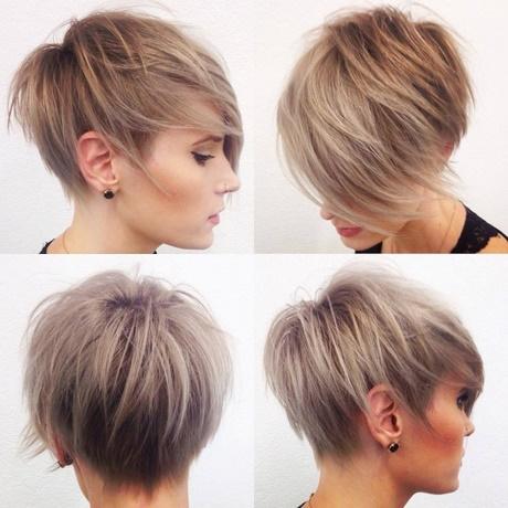 Fryzury 2017 Krótkie Włosy