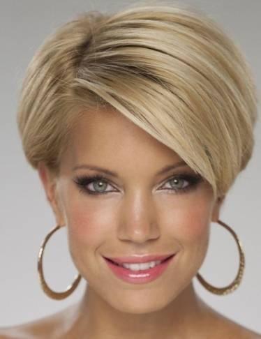 Fryzury Asymetryczne Krótkie Włosy