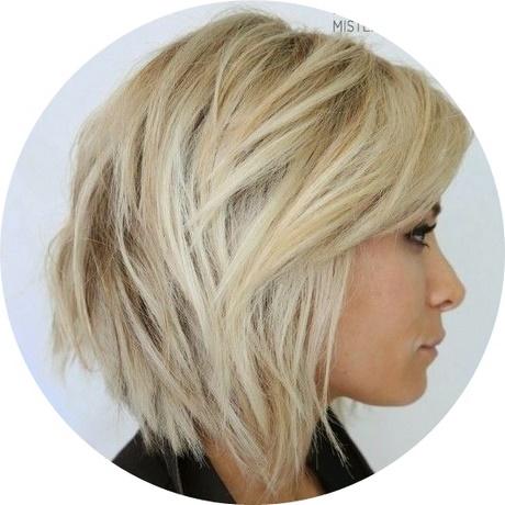 Fryzury Dla Półdługich Cienkich Włosów