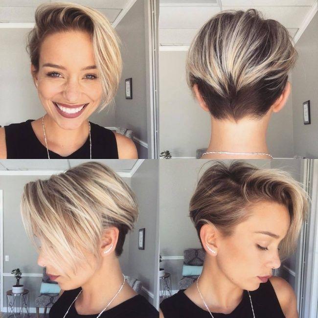 Fryzury Na Krótkie Włosy 2017
