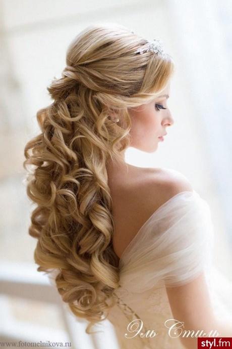 Fryzury Włosy Kręcone Długie