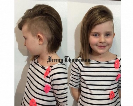 Krótkie Fryzury Dla Dziewczynek