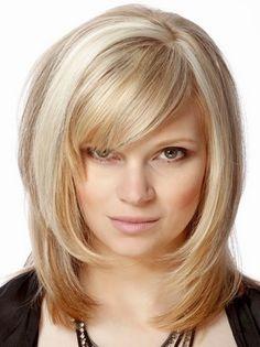 Modne Fryzury Na Półdługie Włosy