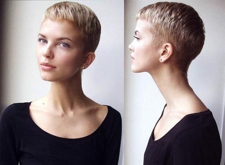 Włosy Bardzo Krótkie Fryzury