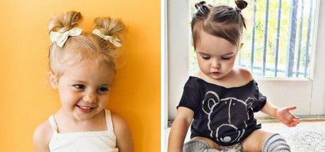 Fryzury Dla Małych Dziewczynek Z Krótkimi Włosami