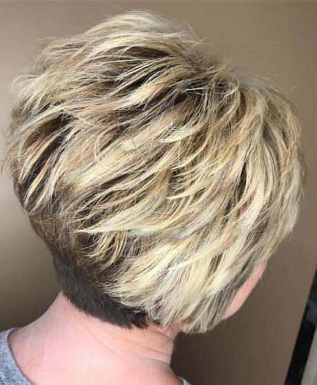 Krótkie Fryzury Dla Pań Po 60