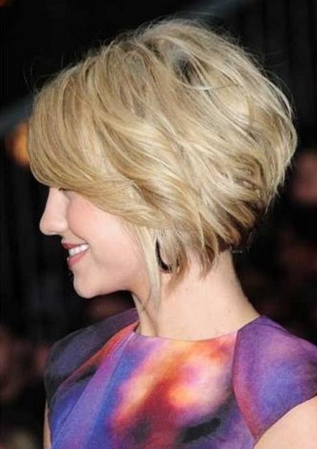 Blond Włosy Krótkie
