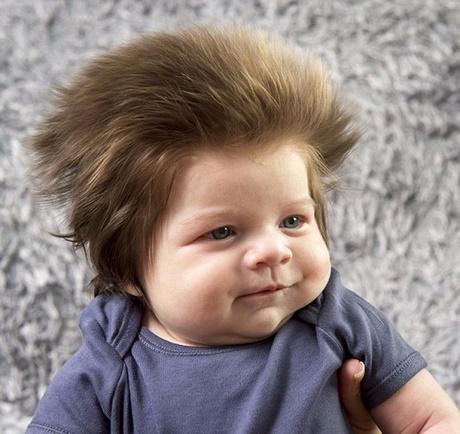 Fryzura Chłopięca Długie Włosy
