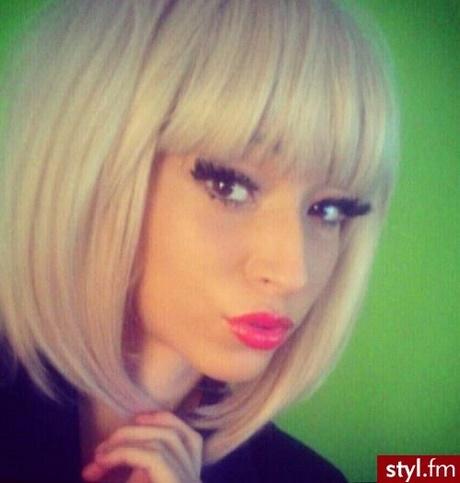 Fryzury Damskie Długie Blond
