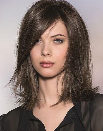 Fryzury Damskie Włosy Do Ramion