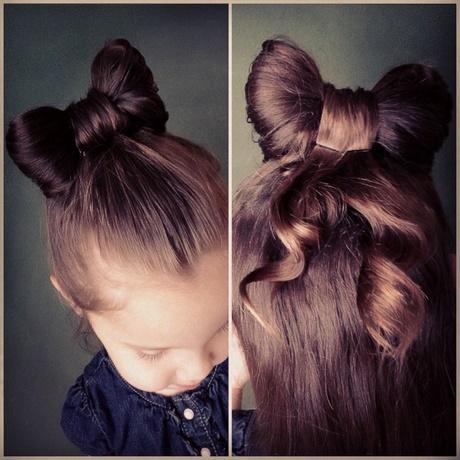 Fryzury Dla Małych Dziewczynek Krok Po Kroku