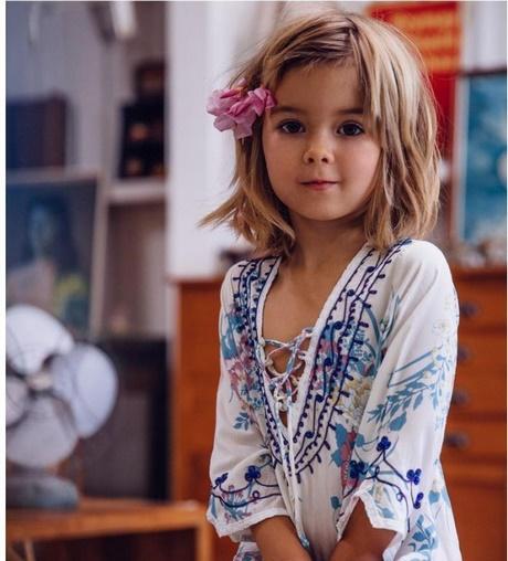 Fryzury Dla Małych Dziewczynek Krótkie Włosy
