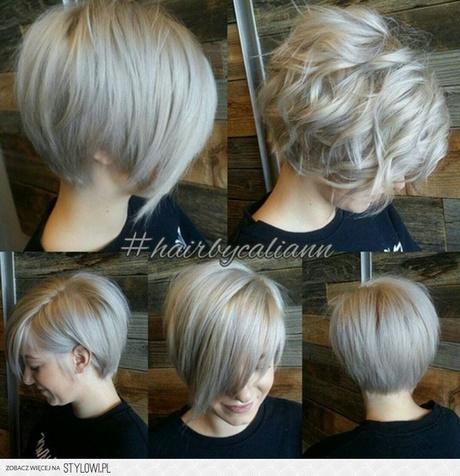 Fryzury Na Odrastające Włosy