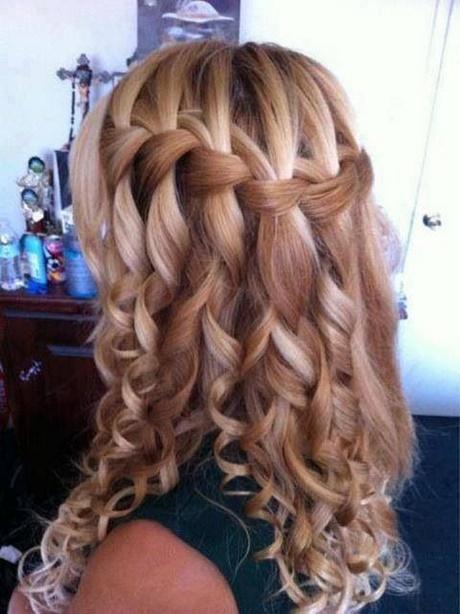 Fryzury Na Rozpuszczone Włosy