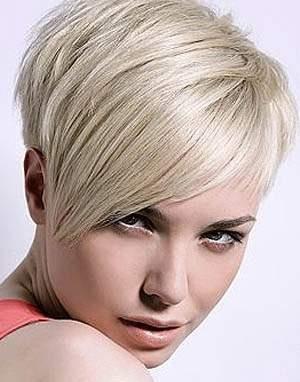 Krótkie Fryzury Dla Cienkich I Rzadkich Włosów