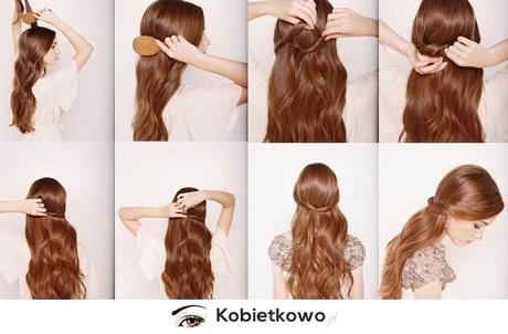 Proste I Szybkie Fryzury Z Długich Włosów