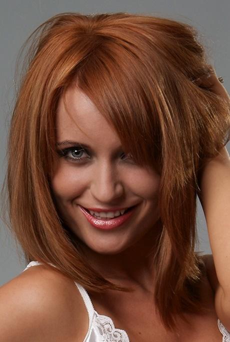 Rude Kolory Włosów