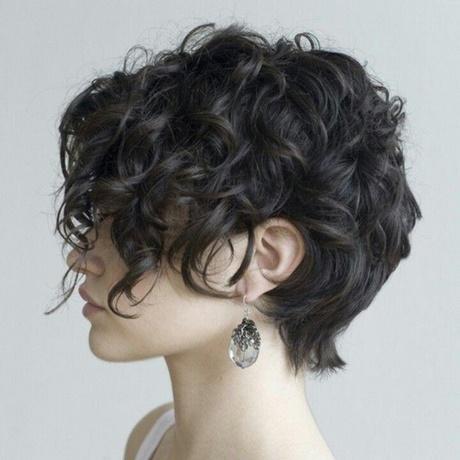 Trwała Krótkie Włosy