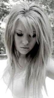 Włosy Emo Długie