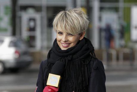 Dorota Gardias Fryzury