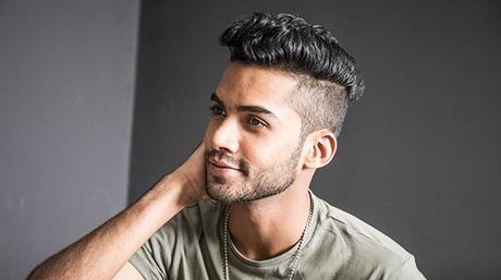 Fryzury Dla Mężczyzn Z Kręconymi Włosami