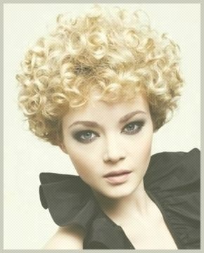 Fryzury Do Kręconych Puszystych Włosów