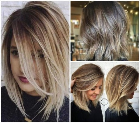 Fryzury Do Ramion Dla Cienkich Włosów