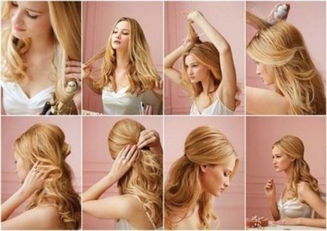 Szybkie Fryzury Na Długie Włosy Krok Po Kroku